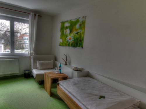 Zimmer im Hotel Lindenallee