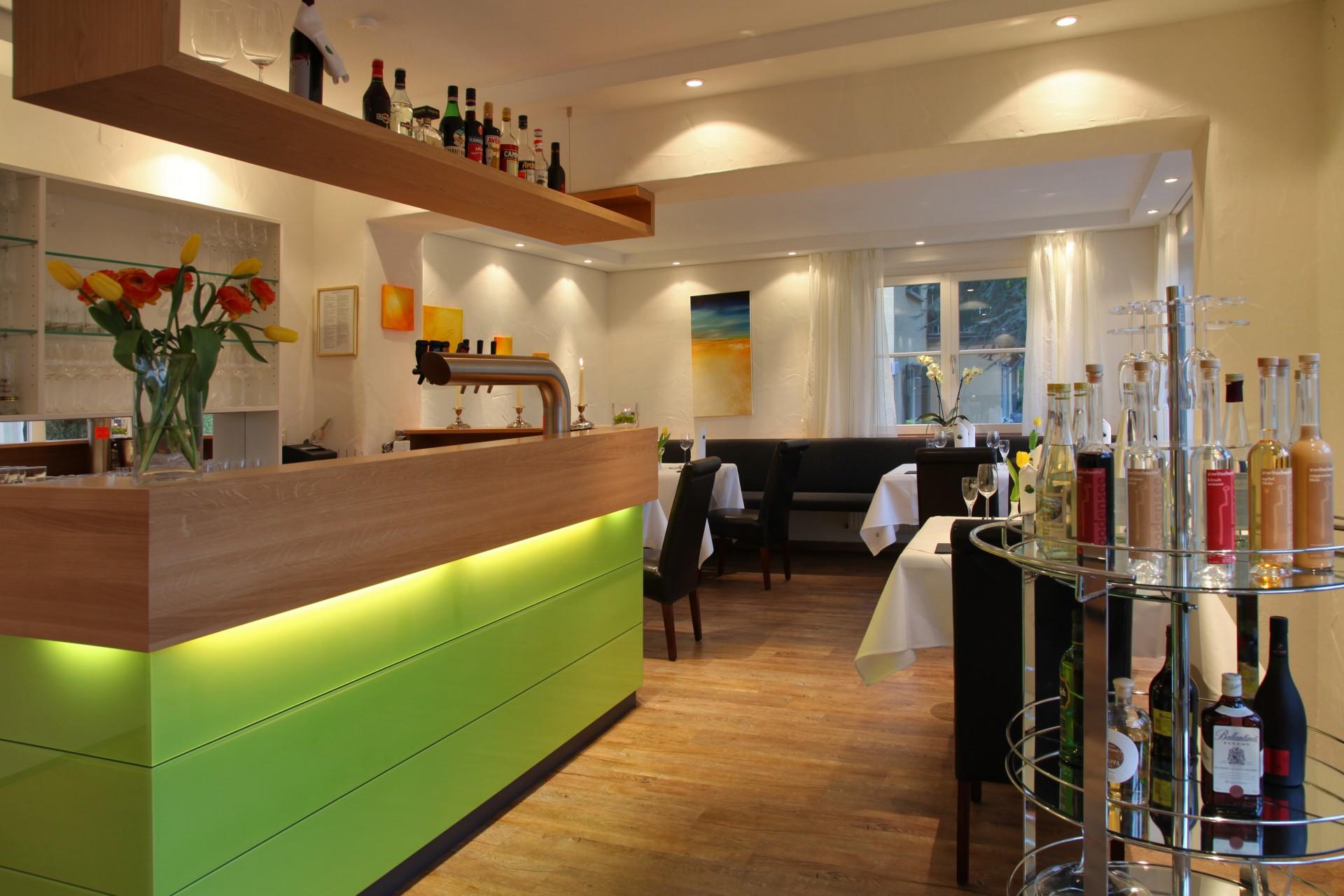 Restaurant Hotel Lindenallee In Lindau